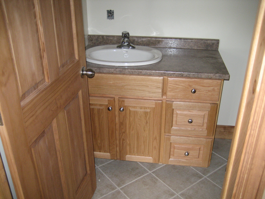 bathroom cabinets oak oak bathroom vanity o3 markdale cabinets 11329