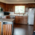 Pine Kitchen Cupboards P22